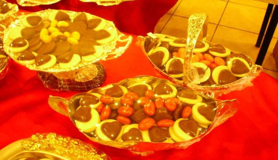Söz ve Nişan Çikolataları